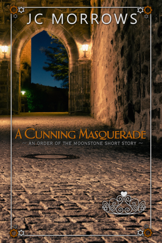 A Cunning Masquerade - Short Story - Cover 10-13-15