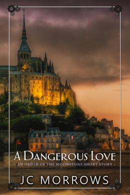A Dangerous Love - Short Story - Cover 12-29-15