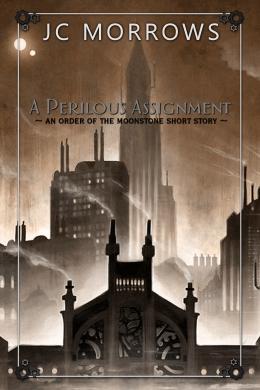 A Perilous Assignment - Short Story JPG