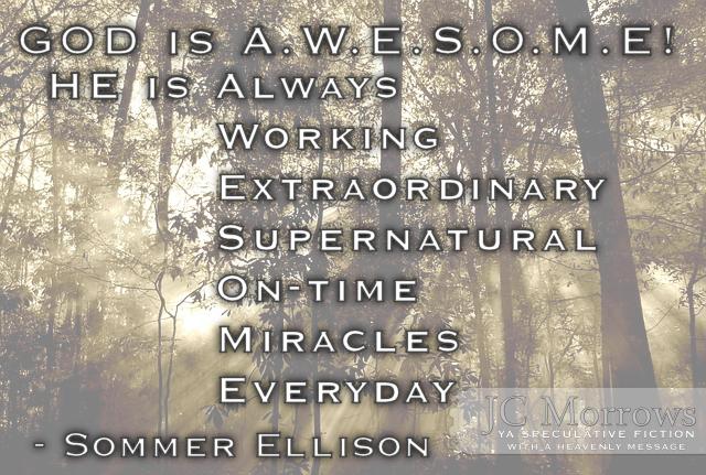 GOD is A W E S O M E JPG