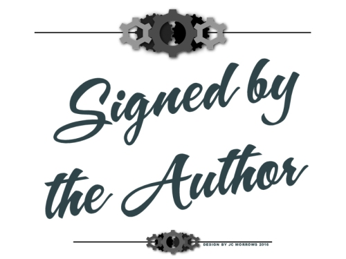 Signed by the Author
