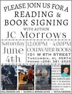 Coldwater Books Flier A
