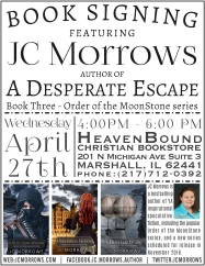 Heavenbound Books Flier C