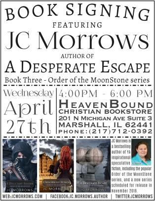 Heavenbound Books Flier C