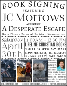 Lifeline Christian Books Flier A