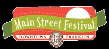 Main Street Festival Logo