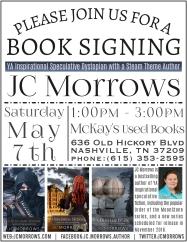 McKays Poster - Nashville 05-07-16A