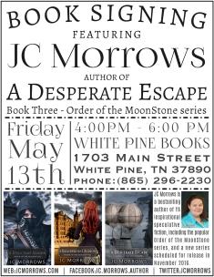 White Pine Books Flier A
