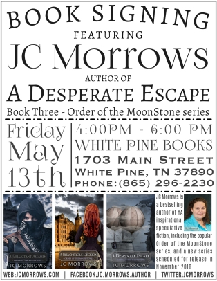 White Pine Books Flier A