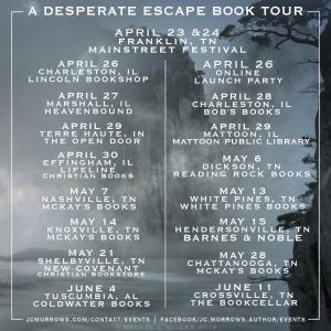 Tour Schedule MEME A