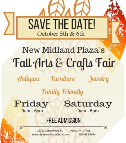 UPCOMING EVENT: New Midland Plaza Fall Festival